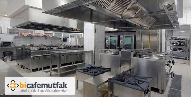 2.el restoran mutfak malzemeleri