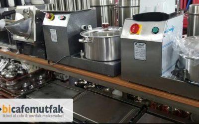 ikinci el endüstriyel mutfak ekipmanları