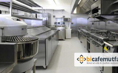 ikinci el otel mutfak malzemeleri