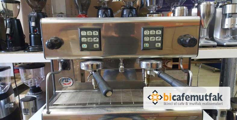 ikinci el kahve makinesi