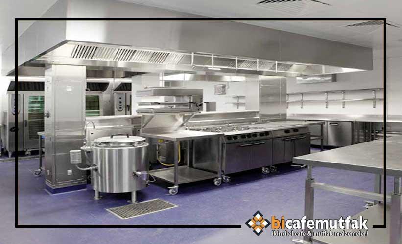 Anadolu Yakası Kafeterya Malzemeleri Alanlar