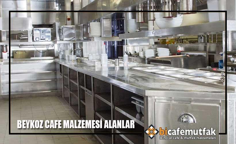 Beykoz Cafe Malzemesi Alanlar