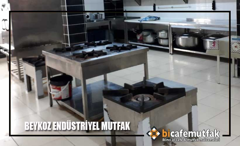 Beykoz Endüstriyel Mutfak