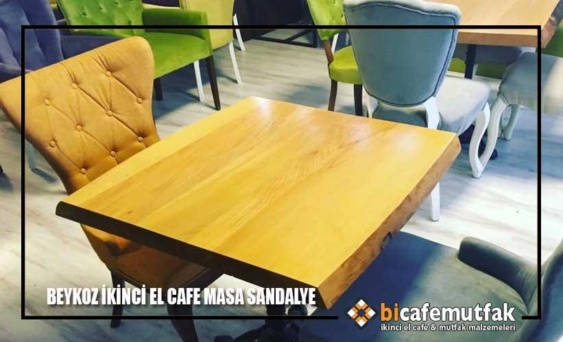 Beykoz İkinci El Cafe Masa Sandalye